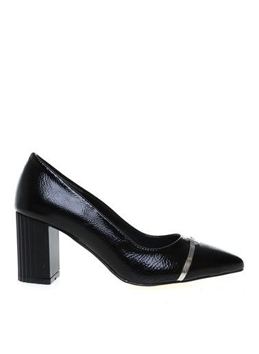 Pierre Cardin Pierre Cardin Siyah Topuklu Ayakkabı PC-51203 Siyah